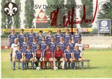Autogramm Hans Münchow (+) SV DARMSTADT 98  auf Mannschaftskarte  2003/2004 -
