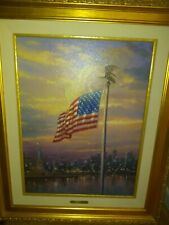 Thomas Kinkade Light of Freedom 18x24 (Framed)