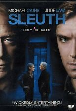 NEW Sleuth (Widescreen) (DVD)
