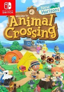Animal Crossing New Horizons - Jeu Nintendo Switch - Lire description