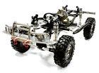Integy C24866BLACKT1 V2 Alloy 1/10 Trail Roller 4WD Off-Road Scale Crawler ARTR