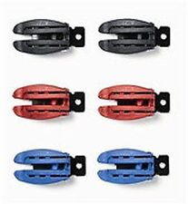 Stivali blu Sidi per motociclista