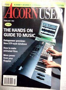 75711 Issue 127 BBC Acorn User Magazine 1993