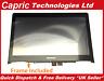 Genuino Lenovo Yoga 500-14IBD 80N4 Digitalizador Pantalla Táctil Ensamblaje con