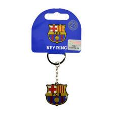 FC Barcelona FCB Club Crest Metal Llavero Llavero Llavero Nuevo Regalo Navidad