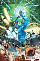 DC Dark Nights Death Metal #4 1:25 Variant By Doug Mahnke