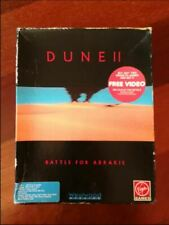 "Dune II: Battle for Arrakis IBM PC (3.5"" Floppy Disks) Big Box - Free Shipping!"