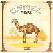 Camel Mirage CD+Bonus Tracks NEW SEALED 2002
