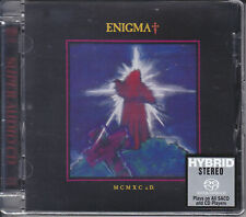 """""""Enigma - MCMXC a.D."""" Japan Stereo Hybrid SACD DSD Audiophile CD 2016 New Sealed"""