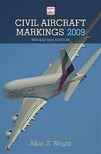 Allan S. Wright, Abc Civil Aircraft Markings 2009, Paperback, Very Good Book