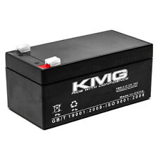 12V 3.3Ah PowerStar Battery Compatible with UB1234 BP3-12 ES3-12 PW1203-2 Pack