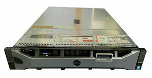 Dell R730 2RU Server 20 CORE 2 X XEON E5-2660 V3 256GB DD4 8 600GB HD H730 GST