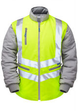 Pulsar P422 High Visibility Body Warmer Small