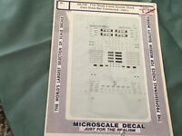 Microscale decals N 60-732 TTX Thrall 4 unit dbl stack cars draw bar conn   C44