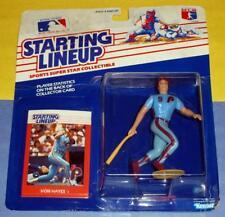 1988 VON HAYES #9 Philadelphia Phillies Rookie Starting Lineup -FREE s/h- Kenner