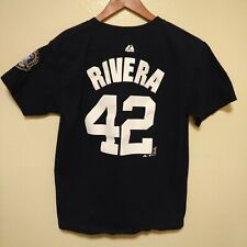 Majestic New York Yankees Mariano Rivera Shirt