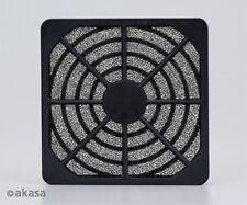 Akasa 80mm Fan Filter Black