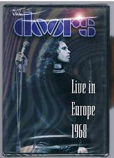 THE DOORS LIVE IN EUROPE 1968  DVD F.C. SIGILLATO!!!