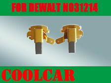Carbon Brushes For Dewalt Battery driver 18V DC825 DCD950KX DCD950B DCD950 OZ