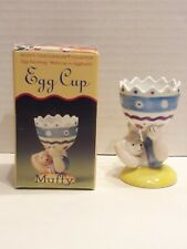 Muffy Vanderbear Walking In Eggshells Egg Cup with Box