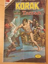 Korak el Hijo de Tarzan num.29 Novaro