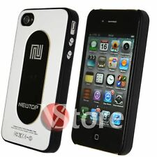 Cover Metal Metal White For Apple iPhone 4/4G/4S