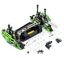 HSP RC CAR TOP 1/10 Brushless Monster truck Green ace rolling roller chassis