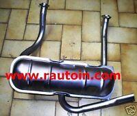 MARMITTA SCARICO FIAT  500 F L  exhaust Silencer