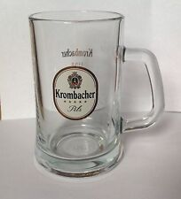 Rare Vintage Beer Glass Mugs Mixed Set Lot German Collection