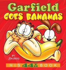Garfield Goes Bananas: His 44th Book-ExLibrary