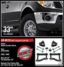 """ReadyLift SST Lift Kit 2005-2012 Frontier/Xterra 2WD/4WD 2.5"""" F/1.5"""" R"""