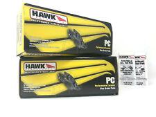 Hawk Ceramic Front + Rear Brake Pads Fits Chrysler 300C Dodge Challenger Magnum