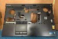 Genuine Dell Precision M4600 Palmrest w/ Touchpad & Fingerprint Reader KV8T2
