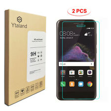 Ytaland 2Pcs Tempered Glass Screen Protector For Huawei Phone