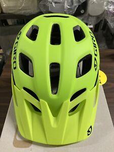 ! Giro Fixture MIPS Adult Universal Fit Cycling MTB Bike Helmet Matte Lime