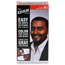 Bigen EZ Color Permanent Hair Color Easy Comb-In Application For Men - JET BLACK