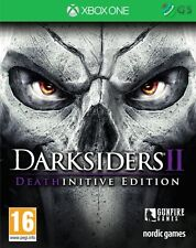 Darksiders II 2 Deathinitive Edition Xbox One * NEW SEALED PAL *