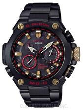 G-SHOCK MR-G GPS HYBRID RADIO CONTROLLED BLACK/RED MRG-G1000B-1A4