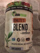 Iron Vegan Athletes Blend Unflavored 2 bottles 26.5oz each