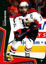 2005-06 Halifax Mooseheads #6 Rane Carnegie