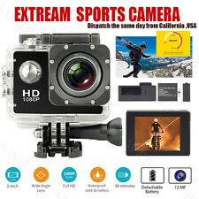SJ4000 HD WATERPROOF EXTREM SPORTS CAMERA DV 1080P VIDEO ACTION CAMCORDER US
