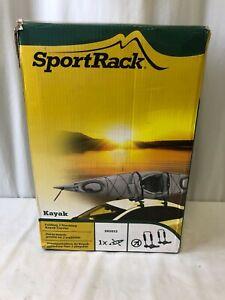 SportRack SR5513 Folding J Stacking Kayak Carrier
