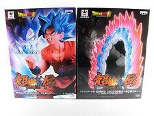 Dragon Ball Z Super Cho Shingi Den Figure S.SAIYAN GOD GOKU & Effect parts NEW