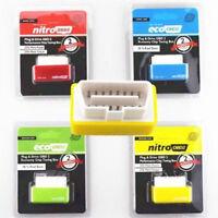 For Petrol Car Gas Saving Eco OBD OBD2 Economy Fuel Saver Tuning Box Chip Useful