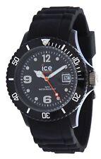 Ice-Watch  Armbanduhr schwarz Sili-Black Uni SI.BK.U.S.09