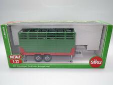 Siku 2896 remolque Oehler furgonetas nuevo 1:32 en OVP
