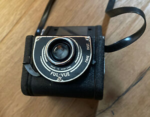 Vintage Ensign Ful-Vue Camera Incomplete