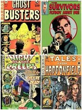 horror movie fake comics cover art 8 unofficial gildean t shirts take your pick