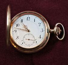 Relojes de bolsillo de oro para hombre