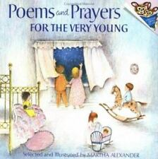 Pictureback: Poems and Prayers for the Very Young by Martha Alexander (1973,...